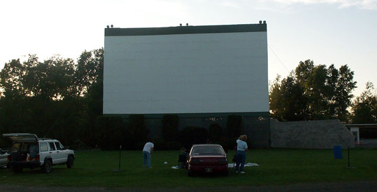 The Big Screen